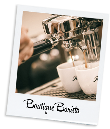 Boutique Barista