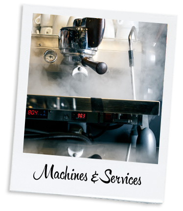 Machines & Services
