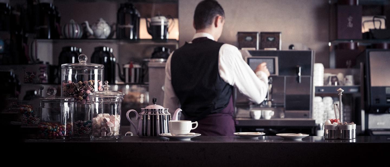 Notre offre cafés